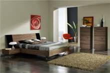 מיטה בצבע עץ - DUPEN (דופן)