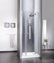 מקלחון משולב זכוכית מחסומת
