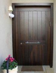 דלת כניסה כנף בודדת לידור