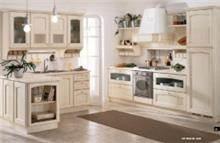 מטבח בצבע לבן