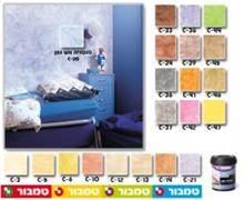 צבעי מים לקירות פנימיים