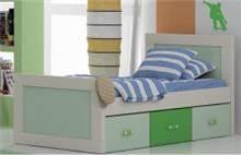 מיטת ילדים עם מגירות