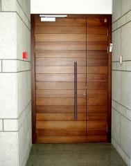 דלת כניסה דקורטיבית