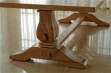 רגל שולחן מעוצבת