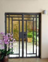 דלת פתיחה בסגנון בלגי קליל