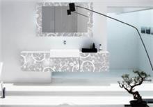 ארון אמבטיה ומראה