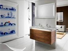 ארון אמבט תלוי בעיצוב מינימליסטי