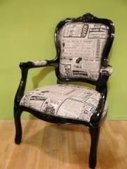 כורסא מעוצבת - Treemium - חלומות בעץ מלא