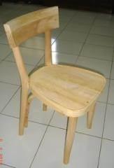 כיסא מעץ מלא - Treemium - חלומות בעץ מלא