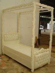 מיטת אפיריון - Treemium - חלומות בעץ מלא