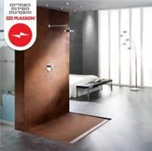 מערכת נקזים לחדרי אמבטיה