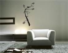 מדבקת קיר ענף