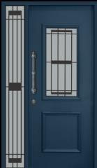 דלתות כניסה לבית כנף וחצי