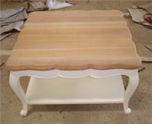 שולחן מרובע מעץ מלא - Treemium - חלומות בעץ מלא