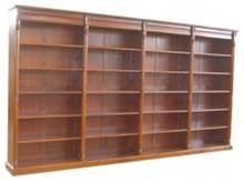 ספריה מעץ מלא - Treemium - חלומות בעץ מלא
