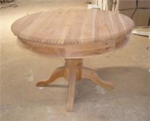 שולחן אוכל מעץ טבעי - Treemium - חלומות בעץ מלא
