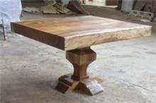 שולחן לפינת אוכל - Treemium - חלומות בעץ מלא