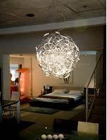 מנורה יוקרתית ואלגנטית