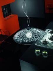 מנורת תליה לינאה זכוכית