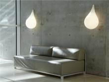 מנורת קיר בעיצוב מינימליסטי