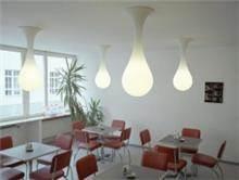 מנורה צמודת תקרה דגם דרופ