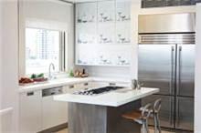 משטח קוריאן לבן למטבח