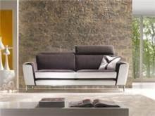 ספה בגווני חום - רהיטי מוביליה