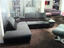 ספה פינתית אפורה - רהיטי מוביליה