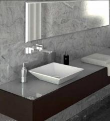 כיור מונח לאמבטיה - חלמיש