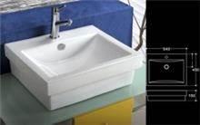 כיור אמבטיה לבן - חלמיש