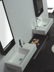 כיור אקרילי לאמבטיה - חלמיש