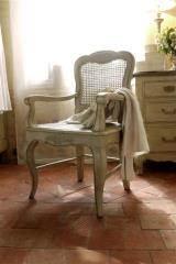כורסא בעיצוב כפרי