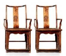 כסאות עתיקים