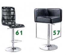 כסא בר שחור קלאסי - היבואנים