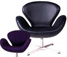 כסא סגול מעוצב - היבואנים