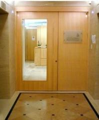 דלת למשרד