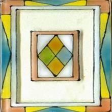 אריח ויטראז' - חלמיש