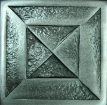 אריחי מתכת - חלמיש