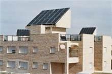 מערכת חימום מים סולארית לבית משותף