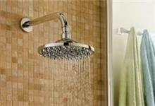 ראש מקלחת עגול