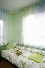 צבע ידידותי לחדר ילדים