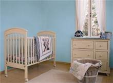 צבעים לחדרי תינוקות