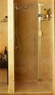 מקלחון חזית סגירה חלקית