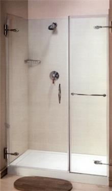 מקלחון ללא פרופילים
