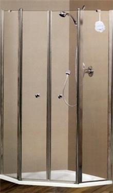 מקלחון קטום מעוגל
