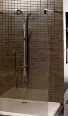מקלחון מרובע מעוצב