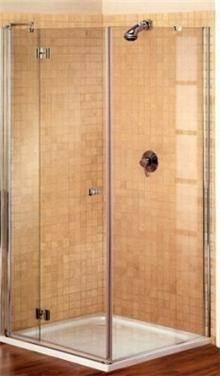 מקלחון דלת מתקפלת