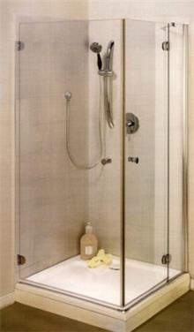 מקלחון זכוכית מיטרני