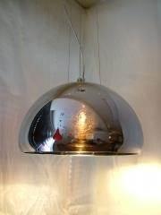 מנורת טיבולי כרום