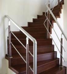 חיפוי מדרגות כהה